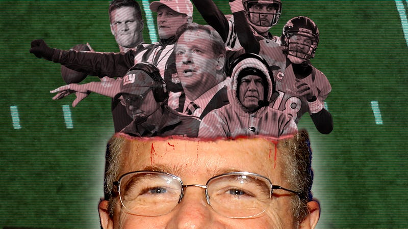 Illustration for article titled The Deferential Spirit: How Peter King Became The NFL's Bob Woodward