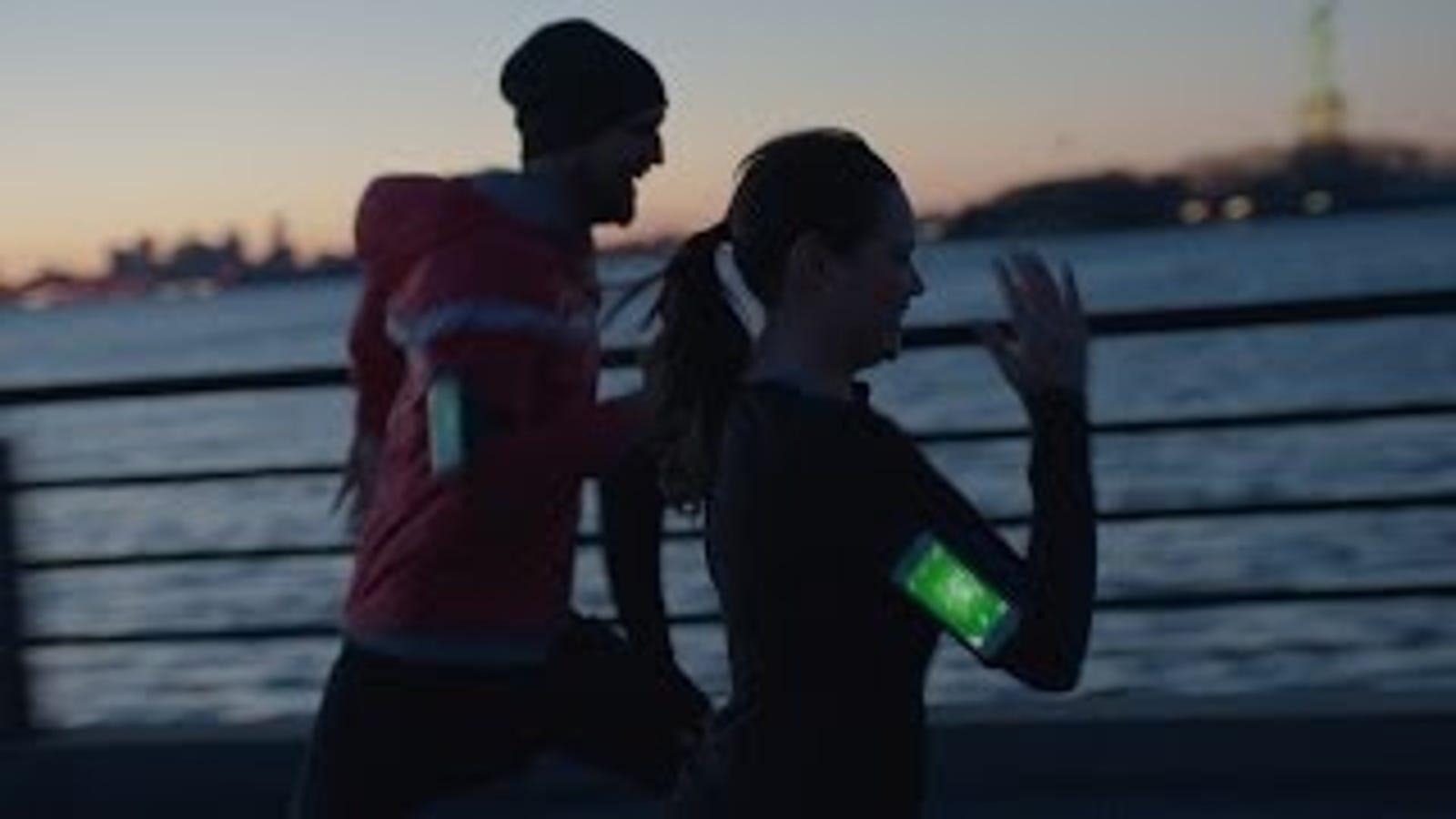 El nuevo anuncio del iPhone 5s confirma el objetivo de Apple: tu salud