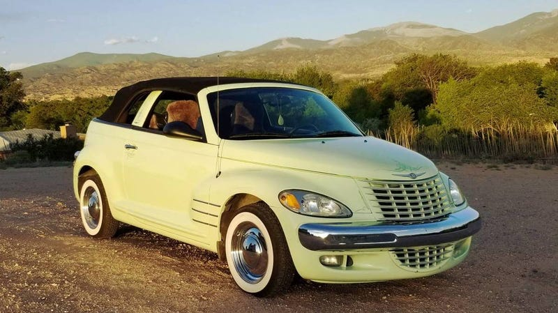 At 2 000 Would You Come To This 2005 Chrysler Pt Cruiser Gt Convertible S Retro Rescue