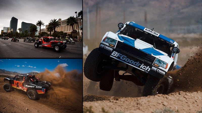 Illustration for article titled Every Gearhead Should Follow The Mint 400 This Weekend, Here's How