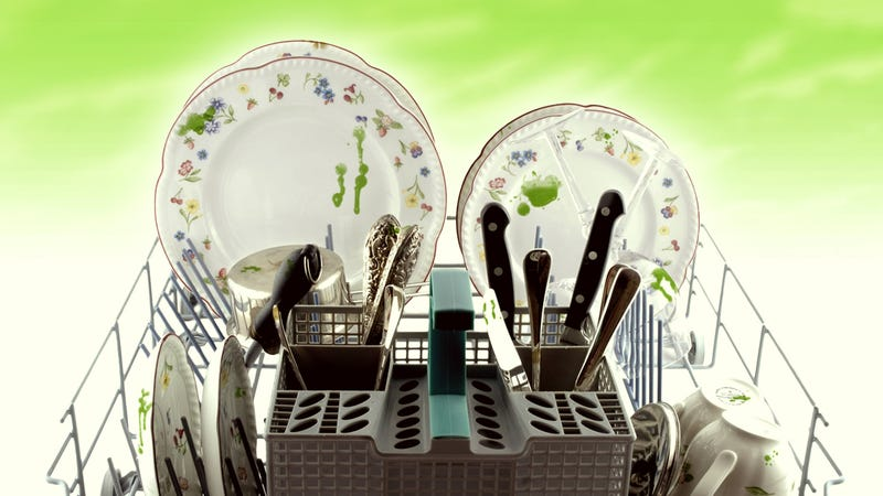 Illustration for article titled Why Isn't Your Dishwasher Cleaning Like it Used to?