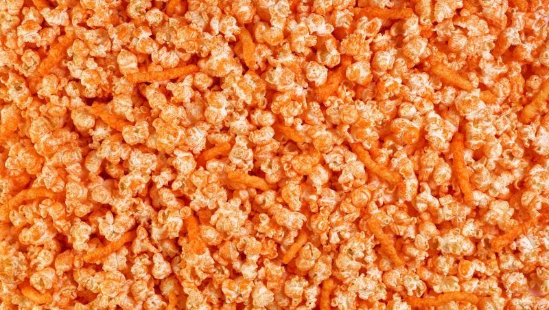 Cheetos popcorn coming soon to a theater near you