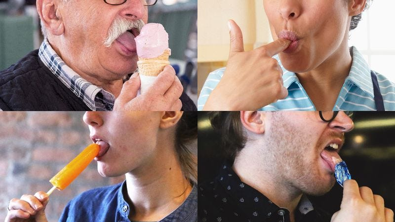Illustration for article titled Report: Americans Now Get 44% Of Their Exercise From Licking