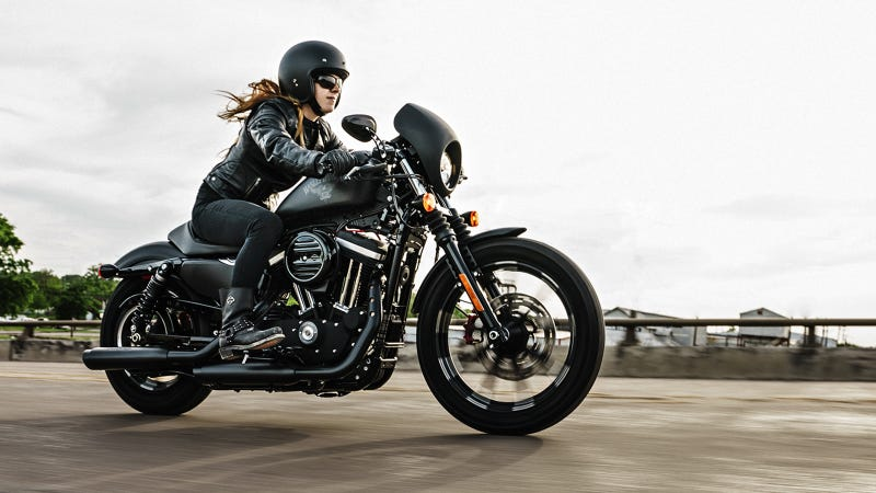 Illustration for article titled Test Drive A Harley-Davidson And You Could Win A Free Motorcycle... If You're In Europe