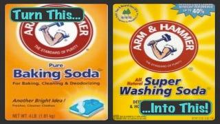 Illustration for article titled DIY Washing Soda