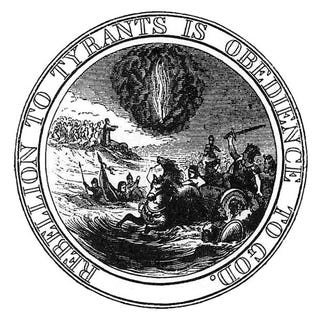 Illustration for article titled The Six Commandments