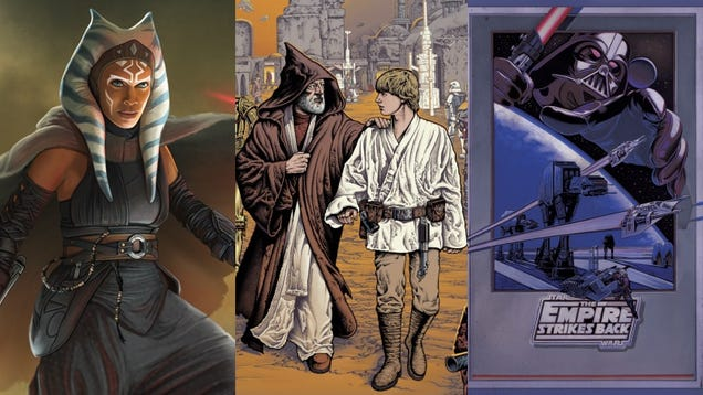 There s So Much New Star Wars Art on May 4, May Your Wallet Be With You