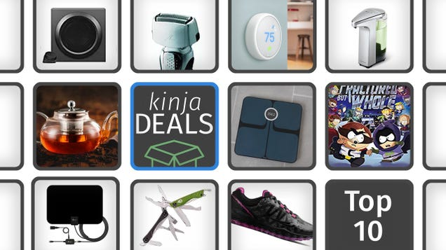 The 10 Best Deals of January 19, 2018