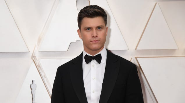 Colin Jost teases America with potential SNL departure
