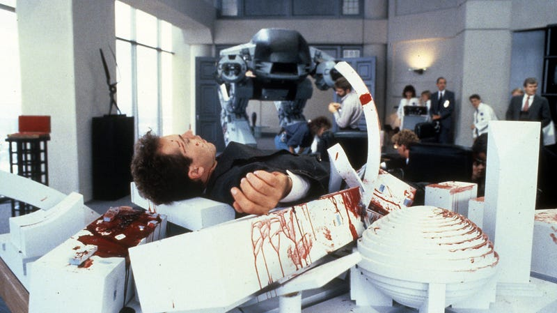 PSA: The X-rated version of RoboCop is now streaming on Amazon Prime