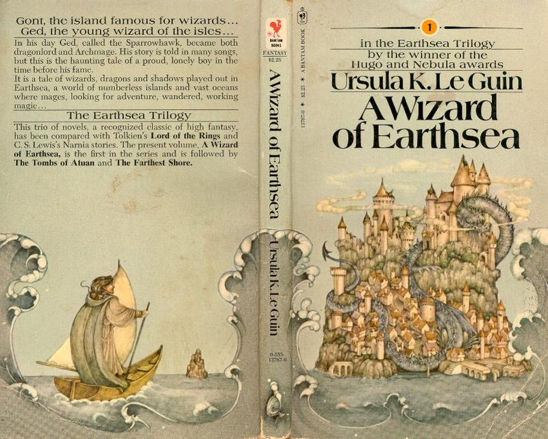 Illustration for article titled Margaret Atwood Explains Why A Wizard Of Earthsea Is A Masterpiece