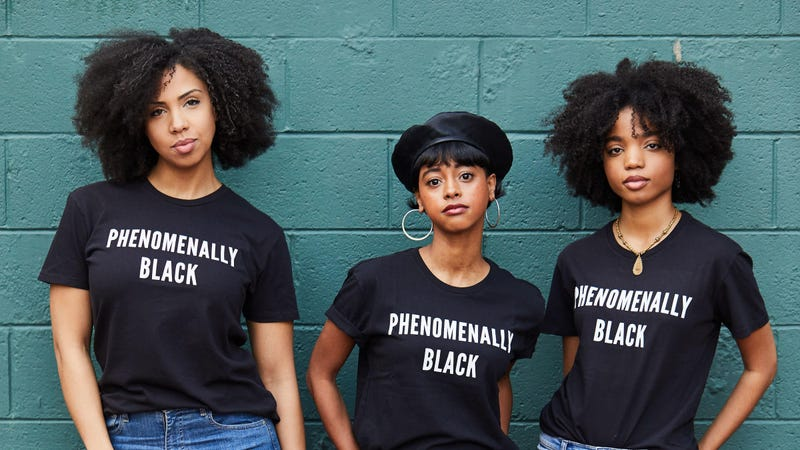 Illustration for article titled Phenomenally Black: Phenomenal Woman and Black Futures Lab Join Forces for Black Women's Equal Pay Day