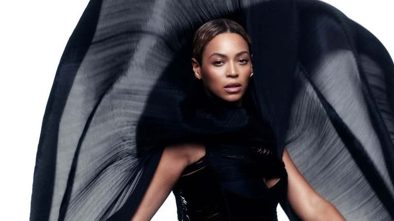 "Beyoncé's ""Ghost"" video"