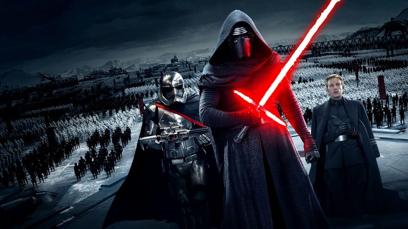 Illustration for article titled 10 teorías sobre Star Wars: The Force Awakens que te harán querer ver la película de nuevo
