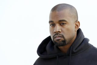 Kanye WestPATRICK KOVARIK/AFP/Getty Images