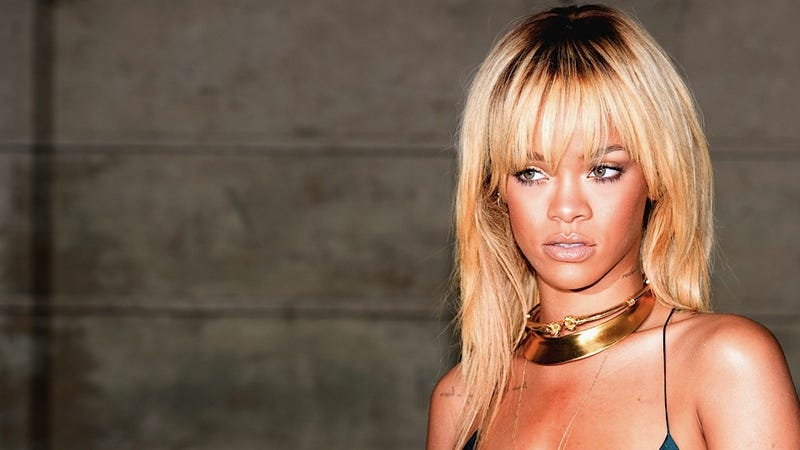 Illustration for article titled Rihanna's Fashion Show Was Only Awesome If You're an Unabashed Navel-Gazer
