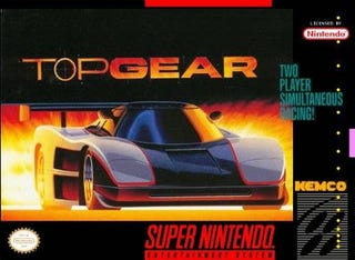 Illustration for article titled Review: Top Gear (SNES)