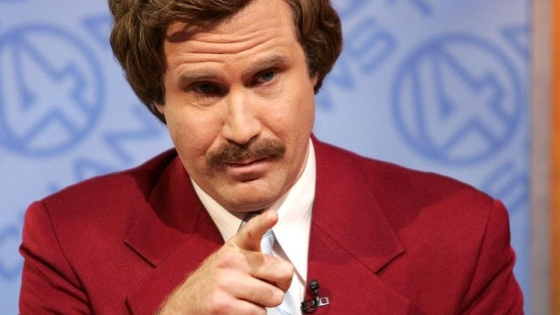 Illustration for article titled Ron Burgundy May Be Selling The Shit Out Of The Dodge Durango