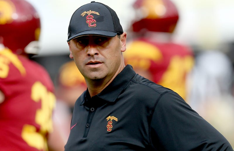Illustration for article titled Report: Steve Sarkisian's Issues With Alcohol Go Back To His Days At Washington