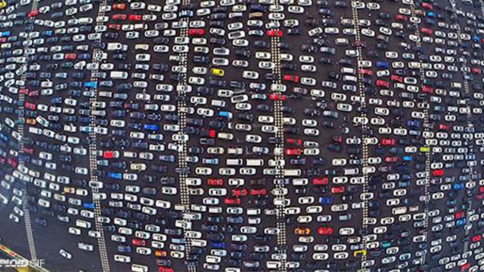 Here's the Physics Behind That Insane Chinese Traffic Jam