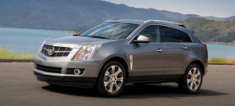 Illustration for article titled Cadillac Will Rename All Of Its SUVs (Except The Escalade) 'XT'