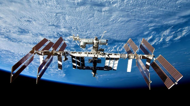 Smoke Detector Triggers Alarm in Russian Segment of the International Space Station