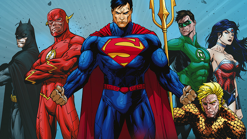 Illustration for article titled This Justice League Board Game Sounds Rather Intriguing