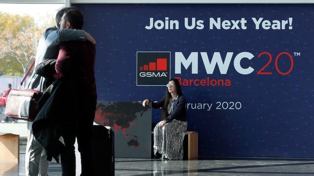 Mobile World Congress Cancelled Over Coronavirus Fears [Update: GSMA Confirms]
