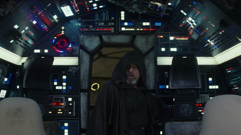 Mark Hamill Recalls His Emotional Return to the Millennium Falcon