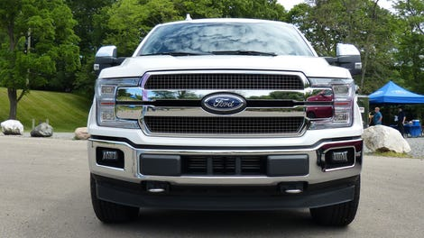 2018 ford grill. exellent 2018 the 2018 ford f150 gets a new engine and more horsepower on ford grill