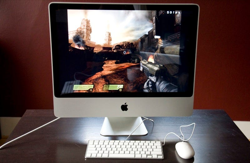 imac early review