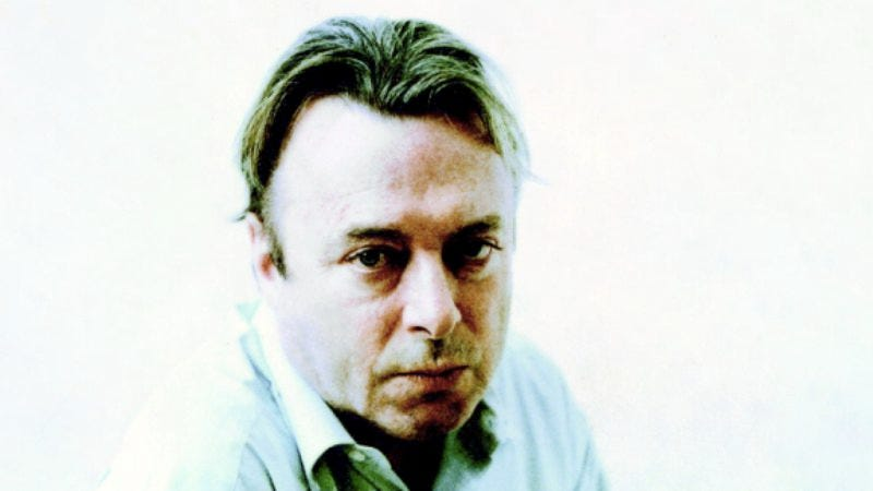 Illustration for article titled Christmas with Christopher Hitchens
