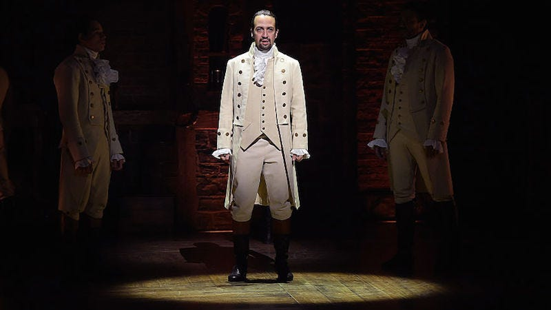 Illustration for article titled Hamilton Tickets Just Went Up In Price, But You Were Never Going to Get to See It Anyway