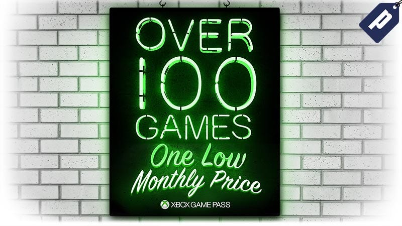 Illustration for article titled Play 100+ Xbox Titles With Xbox Game Pass & Get Your First Month For Just $1