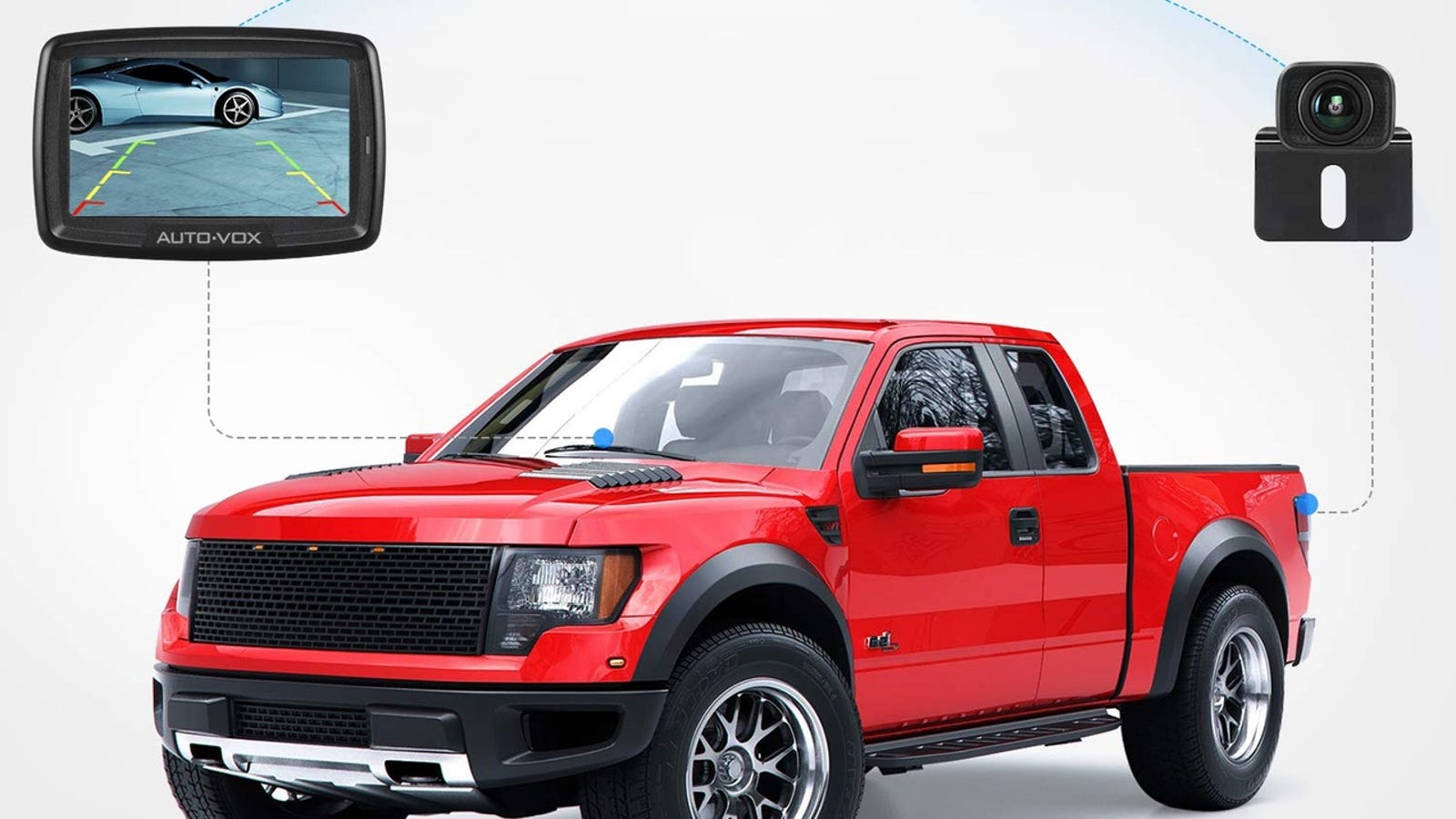 Add a Wireless Backup Camera to Any Car For $72