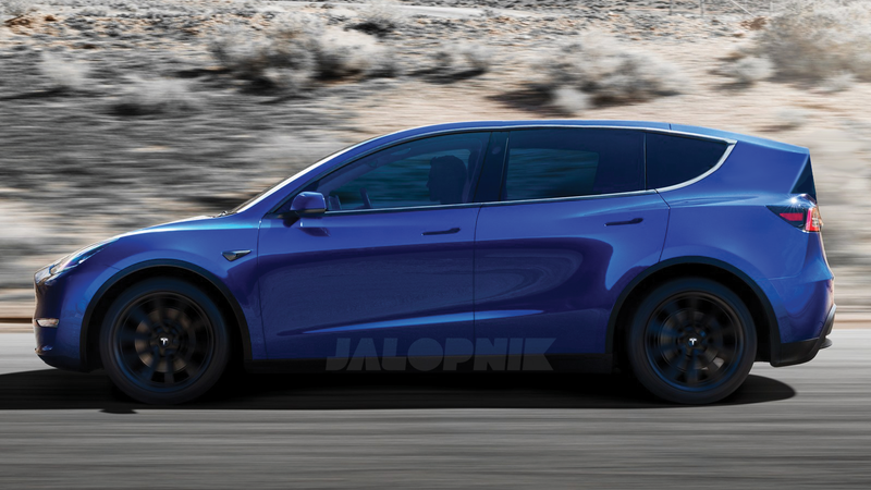 Ilration For Article Led There I Fixed The Tesla Model Y You