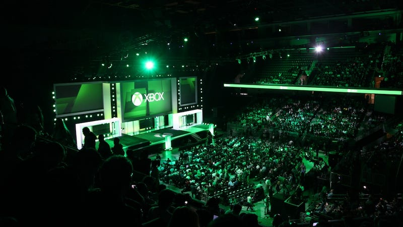 Illustration for article titled Xbox One at E3 2013: Games, More Games and the Price