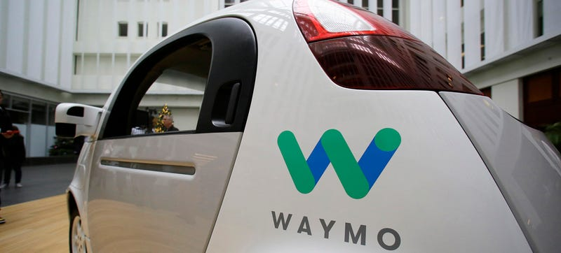 Illustration for article titled Honda Is The Next Automaker To Talk With Google's Waymo On Self-Driving Cars