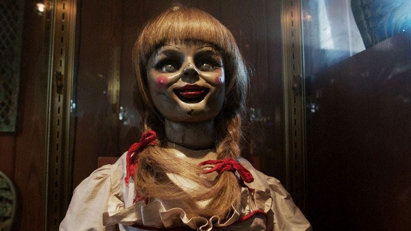 Illustration for article titled Annabelle 2 has a new director, and an actual shot at being good