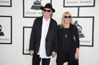 Illustration for article titled 36 év után válik Neil Young