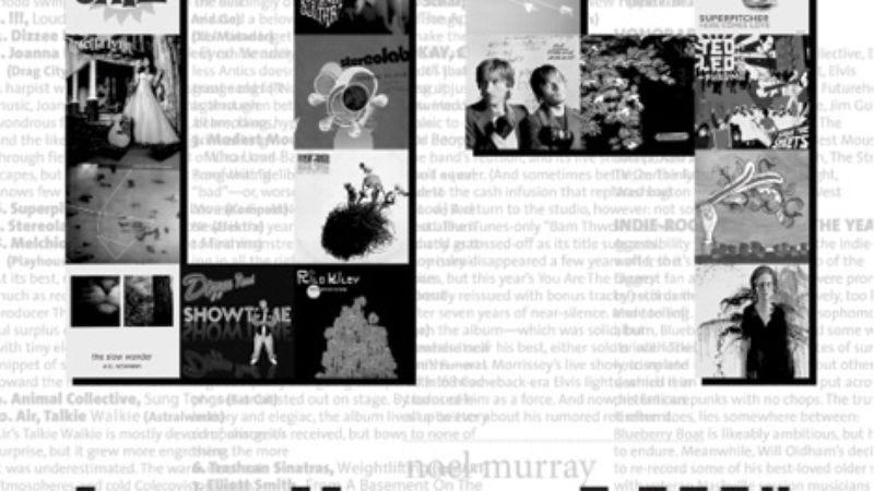 Illustration for article titled Best Albums Of 2004