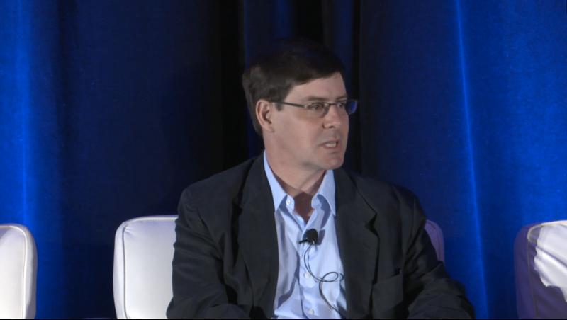 Screenshot: Consensus 2016 livestream
