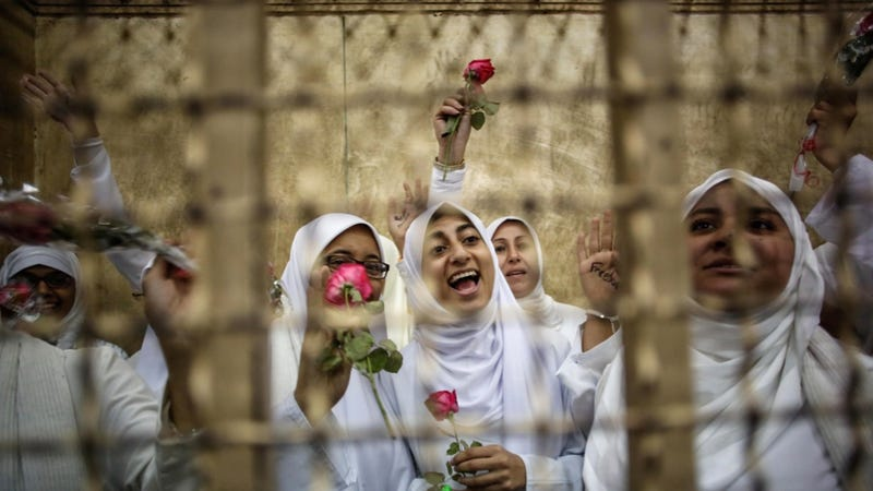 Illustration for article titled 21 Egyptian Women Released from Jail After Harsh Sentences Appealed