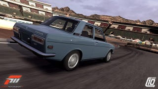 Illustration for article titled Why a 40-year-old Datsun is the second most popular car in Forza 3