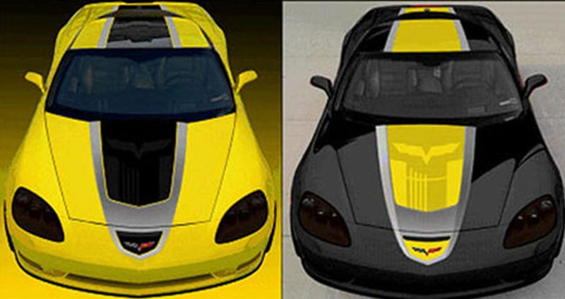 Illustration for article titled Corvette GT-1 Competition Edition: The C6R Look Without The Performance