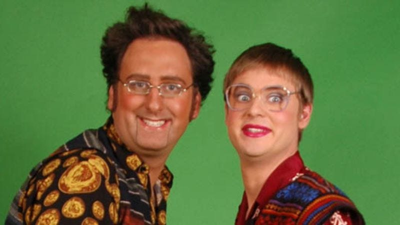Illustration for article titled Tim And Eric
