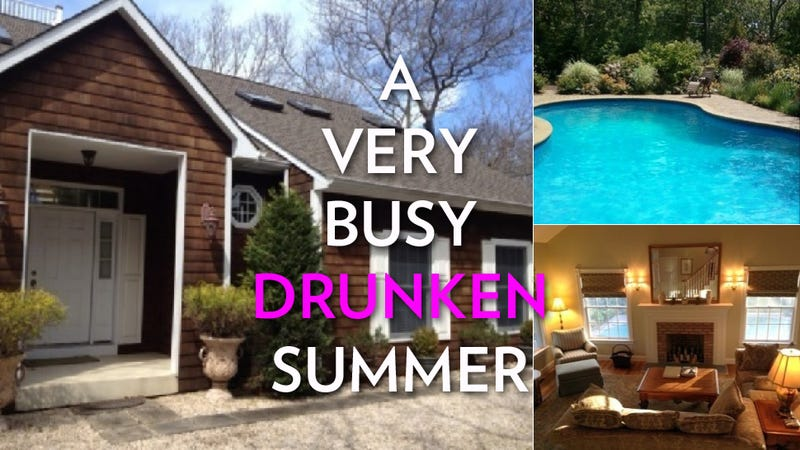 Illustration for article titled Boozy Summer in Hamptons Results in Epic Angry Landlord Letter