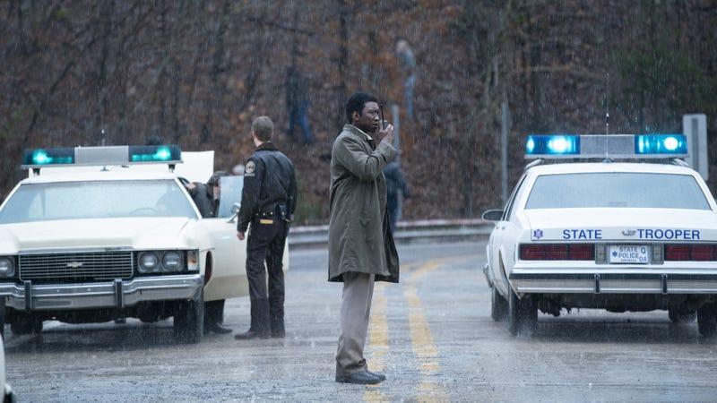 Mahershala Ali stars in True Detective.