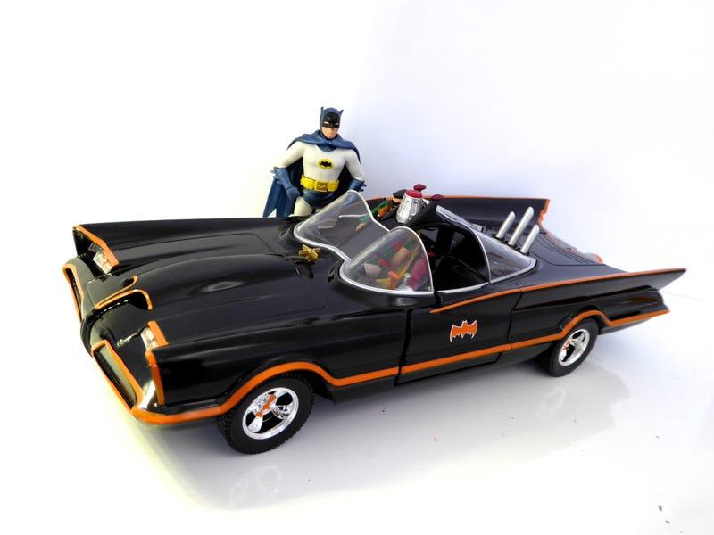 Illustration for article titled Lights, Camera, Batman ('66 TV series) - A new Bat Blog