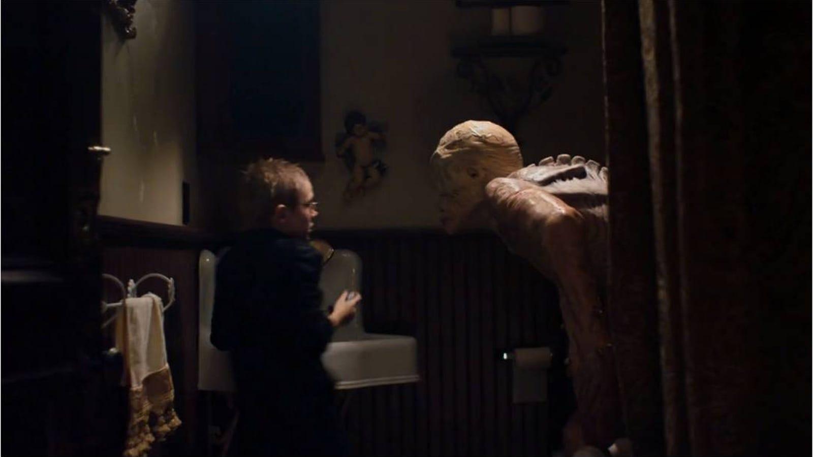 Shhh, un oscuro corto basado en las pesadillas de Guillermo del Toro